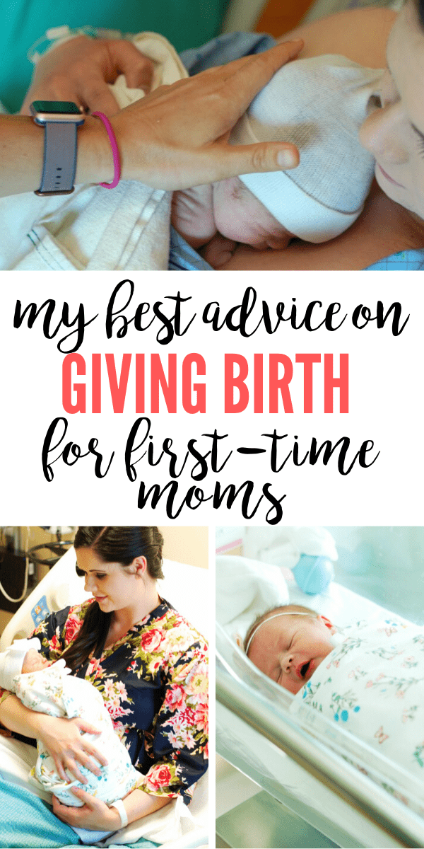 The best labor and delivery tips for first time moms.