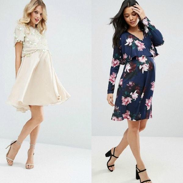 nursing friendly dresses