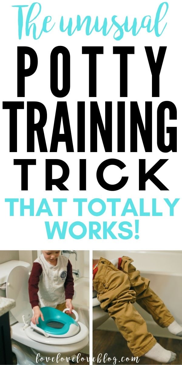 Whether you are potty training girls or boys, I share my tips on why it's not the best idea to train in three days.