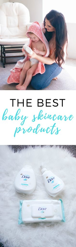 The best baby skincare products
