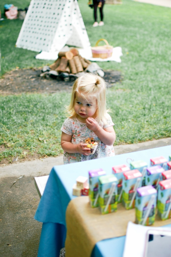 Outside activities for toddlers
