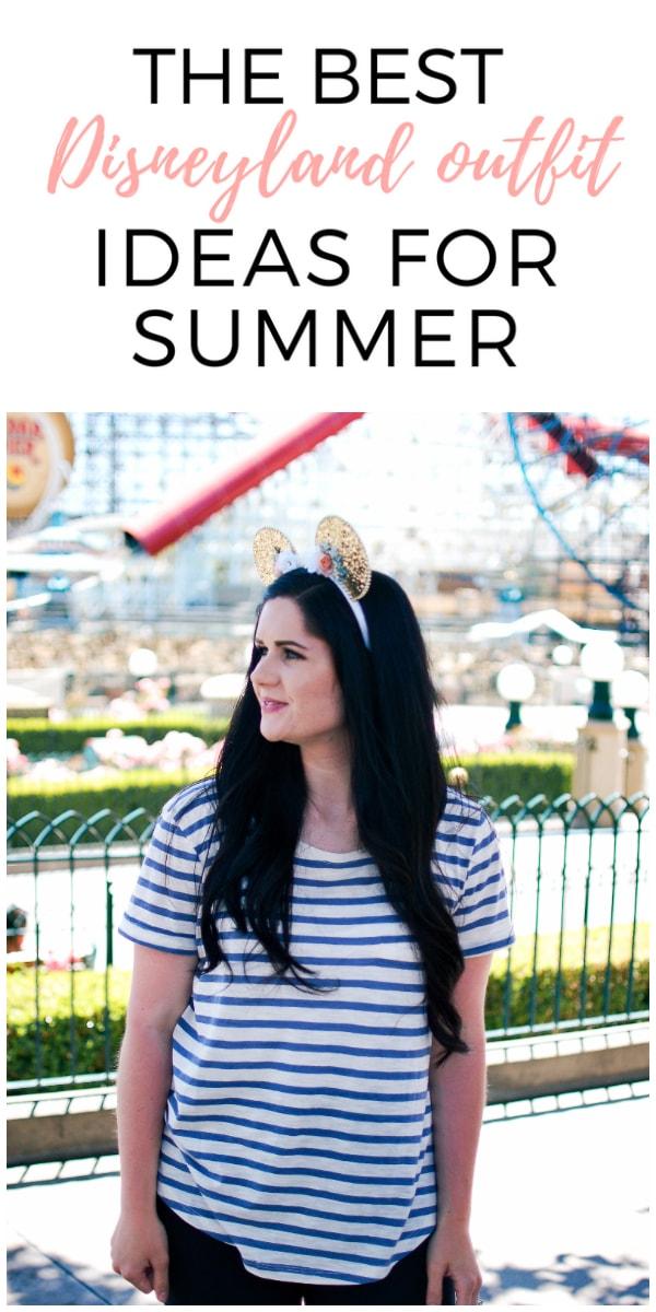 Disneyland outfit summer