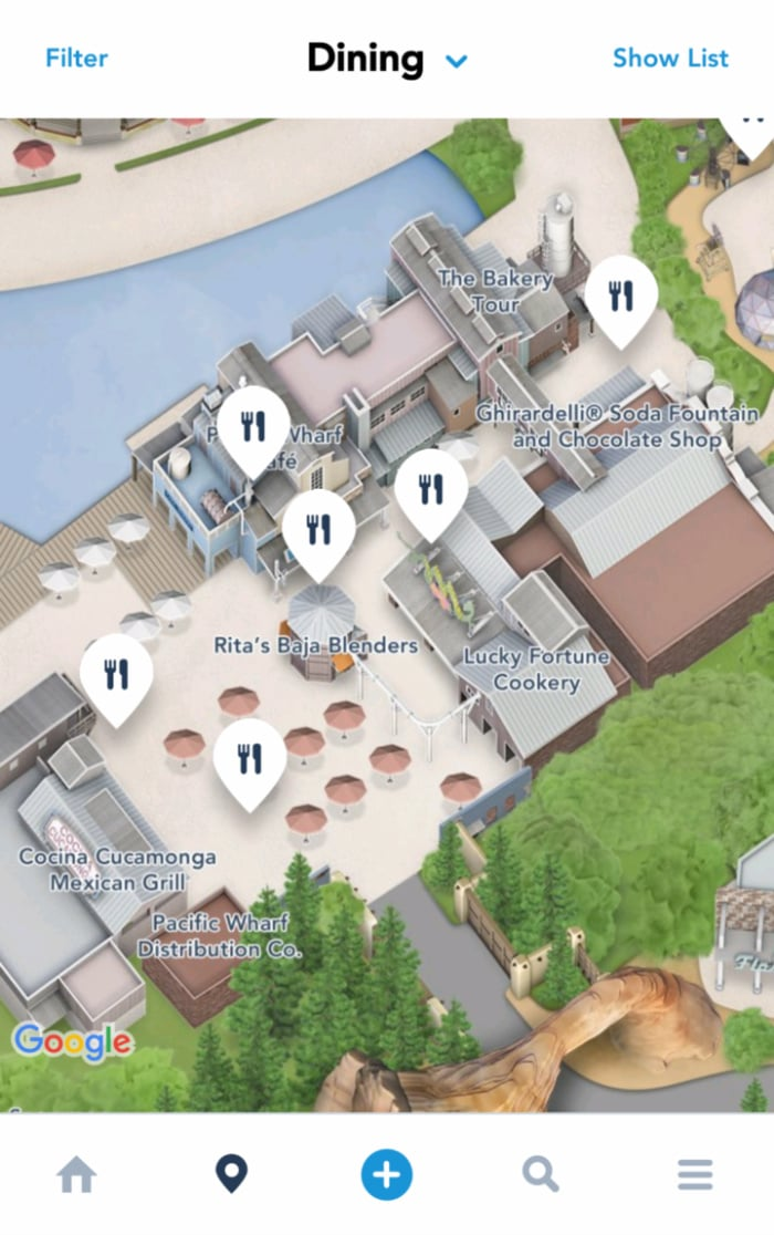 App shows how to save money at Disneyland Restaurants