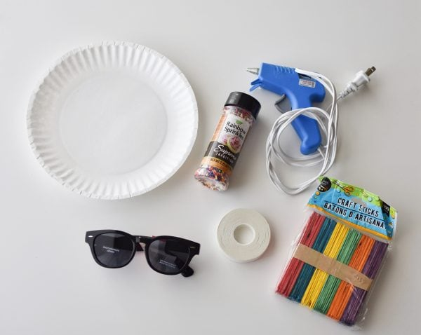 Use these Dollar Tree items to make an adorable last minute costume for Halloween!