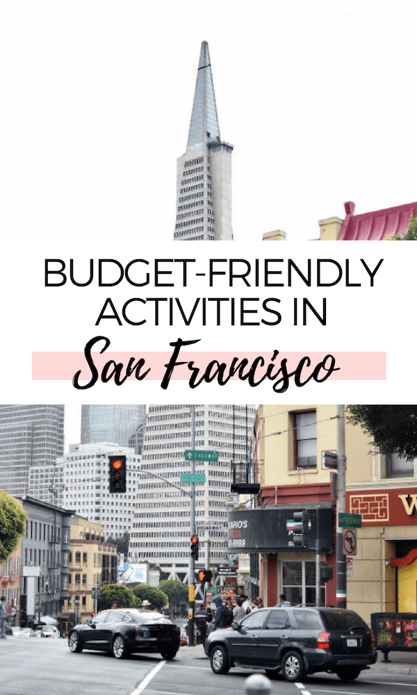 Check out my tips and tricks for visiting San Francisco in a weekend on a budget! From flights, to hotels, to things to do, I list all of the ways we saved!