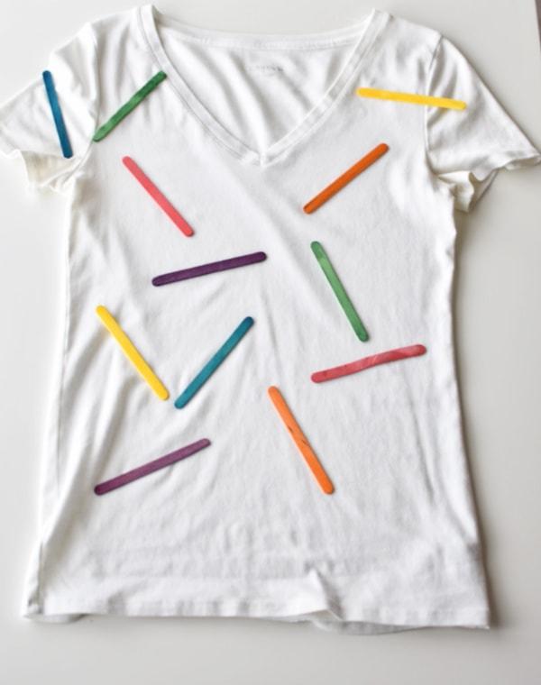 Popsicle sprinkles shirt