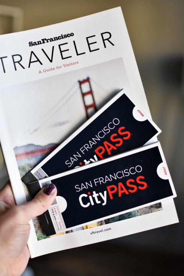 Citypass tickets and travel guide to see San Francisco on a budget
