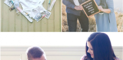 The best baby announcement ideas to husband, parents, and family!