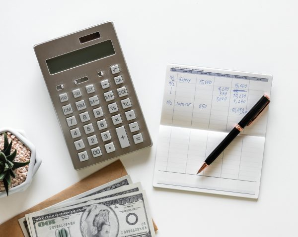 Money and checkbooks affected by tax changes for 2019