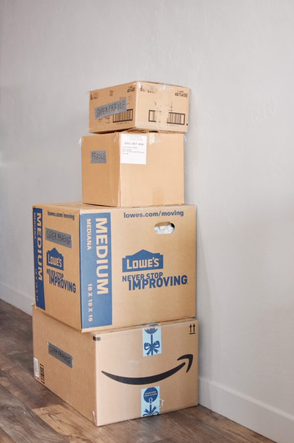 Putting fragile items in last is an idea of how to pack moving boxes.