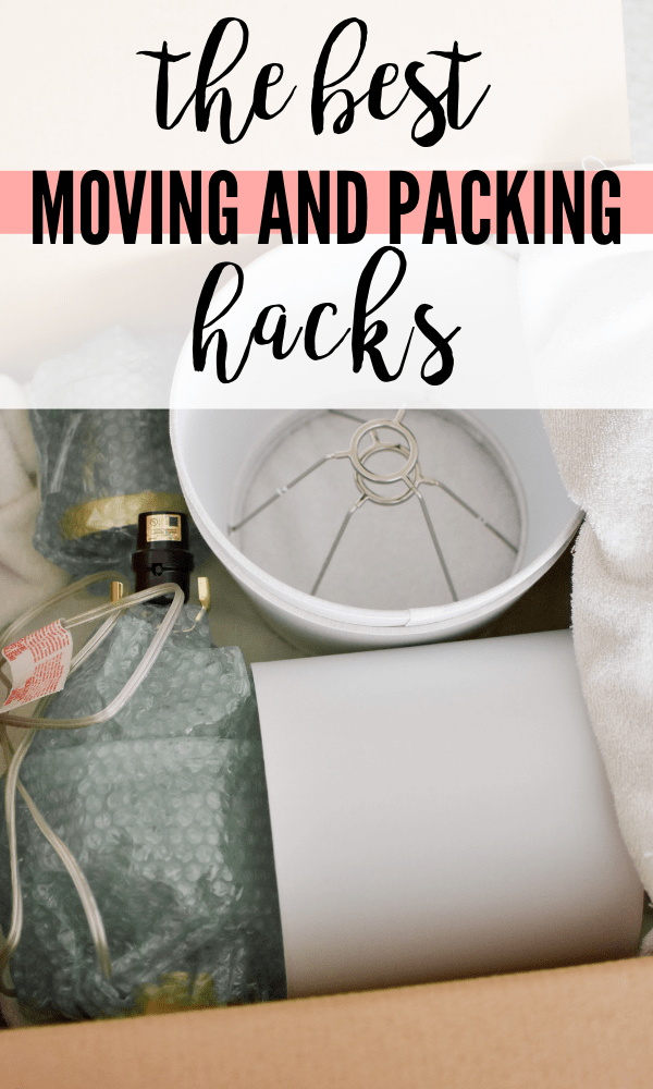 These are the best moving tips and tricks whether you're packing up an apartment or downsizing to move out of state.