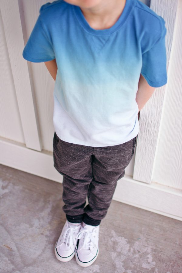 Some of the cute boy clothes with got in our Stitch Fix Kids!