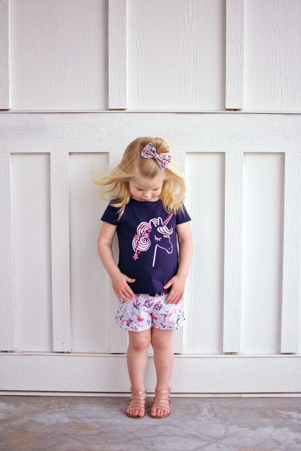 Toddler wears the cutest girl clothes from Stitch Fix.