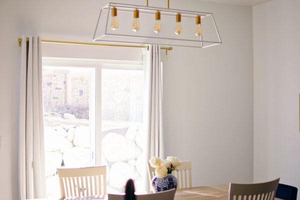 Kitchen decor ideas for a modern house.
