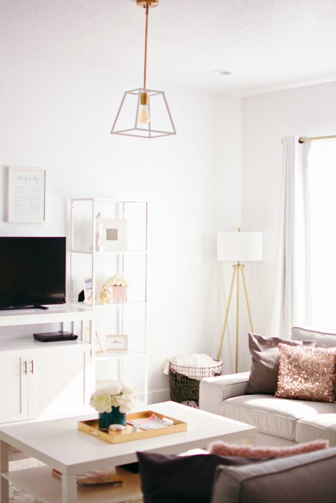 Our Modern Home Decor Reveal