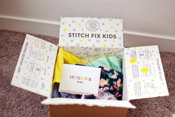 A full review of our experience with Stitch Fix Kids.