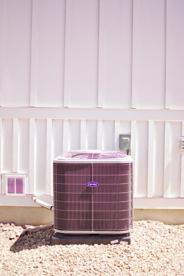 AC unit maintenance is one of the things new homeowners should know