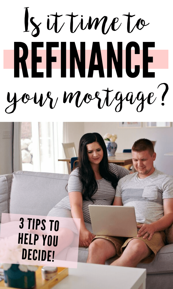 All of the tips you need to refinance your mortgage.