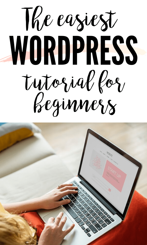 This Wordpress tutorial for beginners is full of great tips.