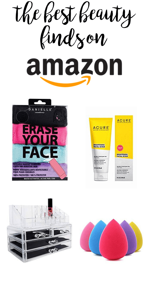 These are the best beauty things to buy on Amazon.