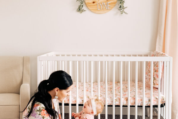 Try These Sweet Baby Girl Bedroom Ideas On A Budget