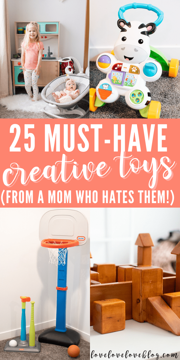 These are the best creative toys for kids!