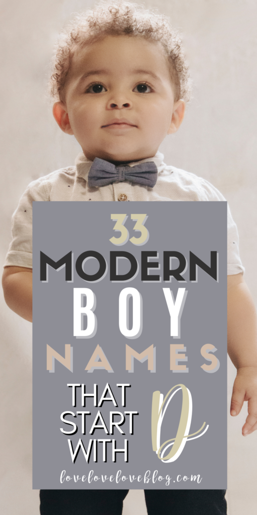 Pinterest graphic with text and baby boy in bow tie posing for picture.