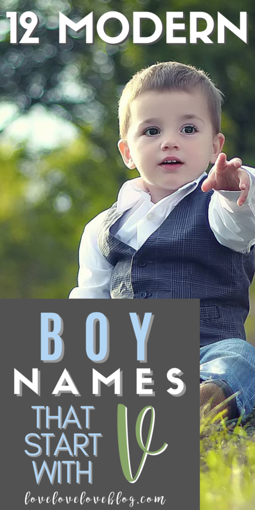 Pinterest graphic with text and little boy in vest.