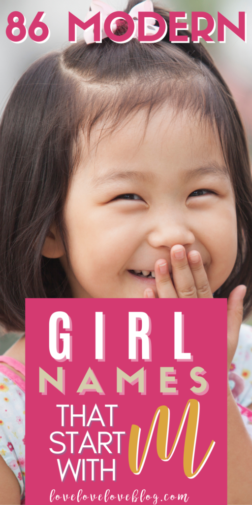 Pinterest graphic with text and image of little girl laughing with hand over mouth.