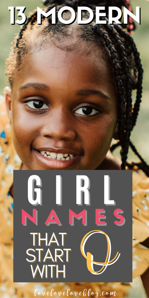 Pinterest graphic with text and little girl with braids.