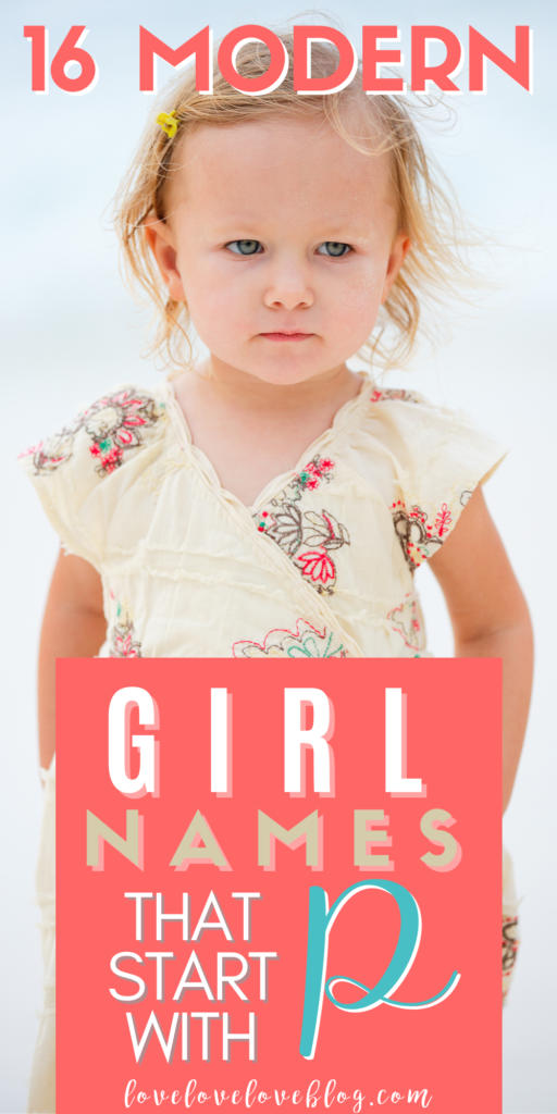 Pinterest graphic with text and little girl in spring dress.