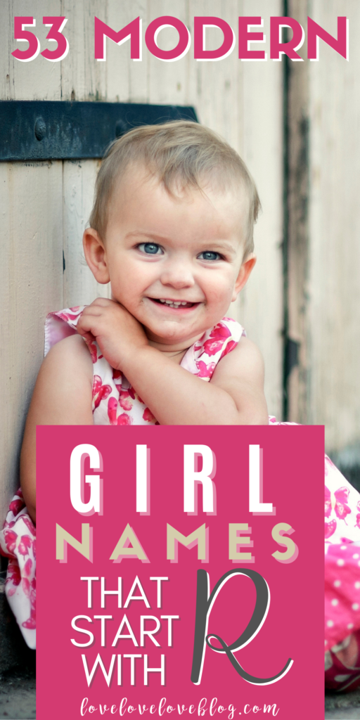 Pinterest graphic with text and toddler girl in pink dress sitting next to gate.
