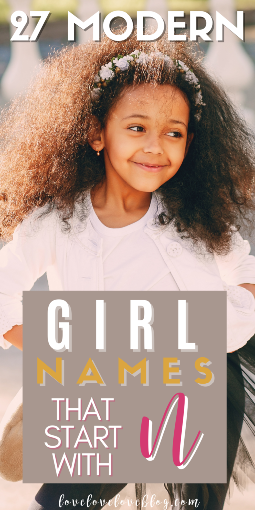 Pinterest graphic with text and little girl posing with her hands on her hips.